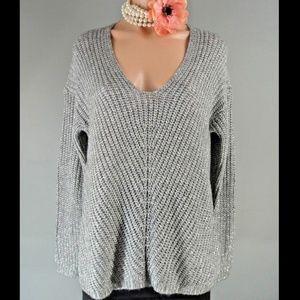 Vero Moda Pullover KniT sweater Top Gray XS NWT